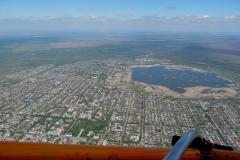 Славгород с высоты птичьего полета
